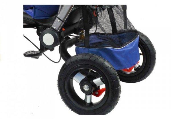 Rower Trójkołowy PRO700 Granatowy