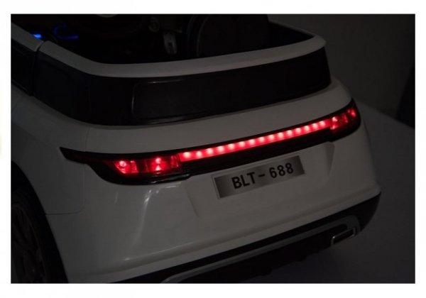 Auto na Akumulator BLT-688 Biały