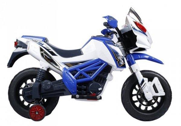 Motor  Na Akumulator J518 Niebieski