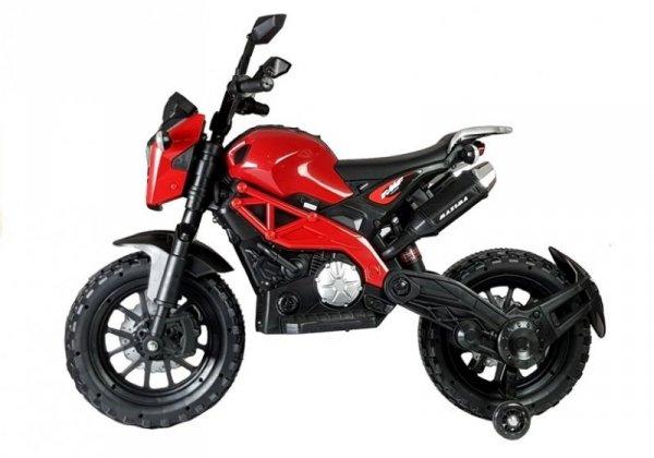 Motor na akumulator DLS01 Czerwony