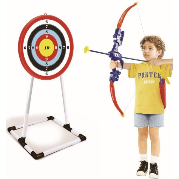 Zestaw łuczniczy dla dzieci 4W1 Enero toys