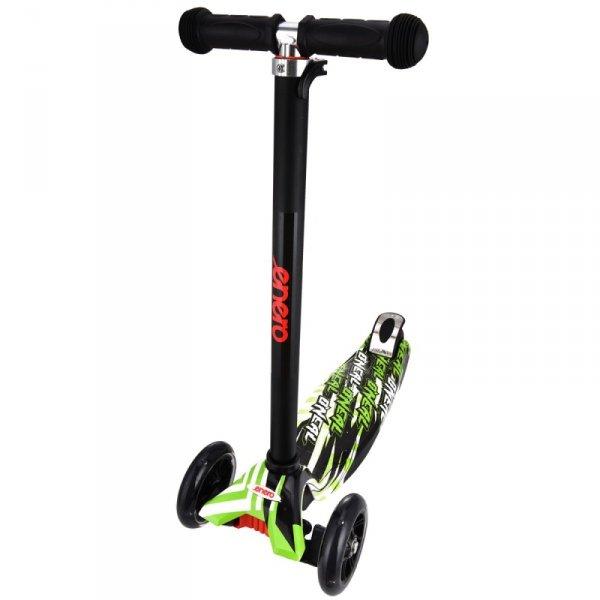 Hulajnoga dla dzieci  3 kołowa balansowa Enero Maxi Oneal