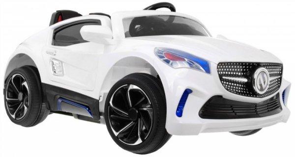 Auto na akumulator Bandit Biały