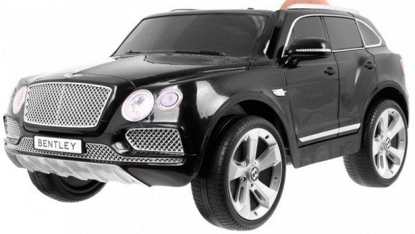 Auto na akumulator Bentley Bentayga Czarny