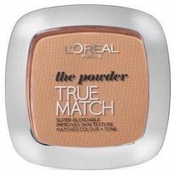 L'OREAL True Match Powder kosmetyki damskie - puder dopasowujący się do twarzy C3
