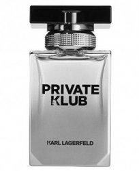 KARL LAGERFELD Private Klub Pour Homme perfumy męskie - woda toaletowa 50ml