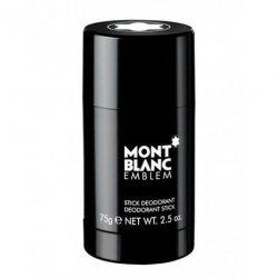 MONT BLANC Emblem perfumy męskie - dezodorant w sztyfcie 75ml