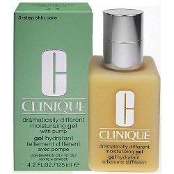 CLINIQUE Dramatically Different Moisturizing GEL With PUMP żel do mycia twarzy dla kobiet 125ml