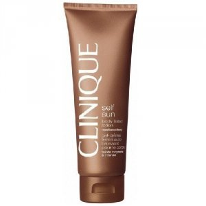 CLINIQUE Self Sun Body Tinted Lotion Light/Medium samoopalacz do ciała 125ml