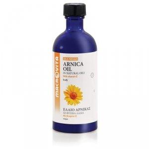 MACROVITA OLEJEK Z BIO-ARNIKI GÓRSKIEJ w naturalnych olejach tłoczony na zimno z witaminą E 100ml