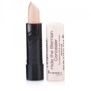 RIMMEL LONDON Hide The Blemish Concealer Stick 103 Soft Honey korektor dla kobiet w sztyfcie 4.5g