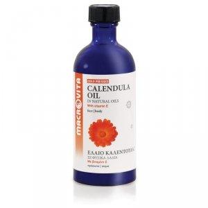 MACROVITA OLEJEK NAGIETKOWY w naturalnych olejach tłoczony na zimno z witaminą E 100ml