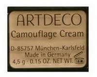 ARTDECO Camouflage Cream korektor kamuflaż w kremie dla kobiet 02 4.5g
