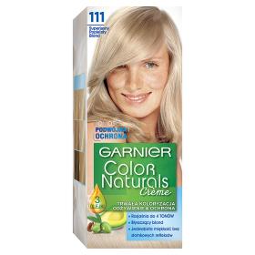 GARNIER Color Naturals farba do włosów 111 Superjasny Popielaty Blond