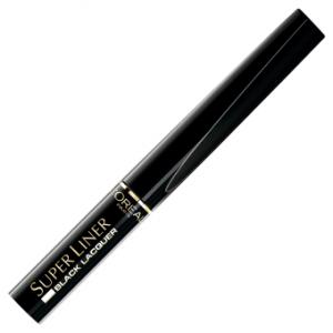 L'OREAL Super Liner Black Lacquer eyeliner 14g