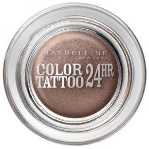 MAYBELLINE Eye Studio Color Tattoo 24 HR cień do powiek w kremie 35 On And On Bronze 4ml