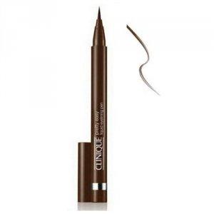 CLINIQUE Pretty Easy Liquid Eyelining Pen płynny eyeliner w ołówku 02 Brown 0,67g
