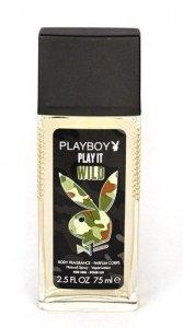 PLAYBOY Play It Wild for Him dezodorant w sprayu 75ml
