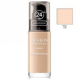 REVLON Colorstay Makeup Combination Oily Skin podkład do twarzy do skóry tłustej i mieszanej 30ml (110 Ivory)