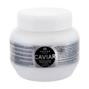 KALLOS COSMETICS Caviar maska do włosów nadająca połysk i miękkość dla kobiet 275ml