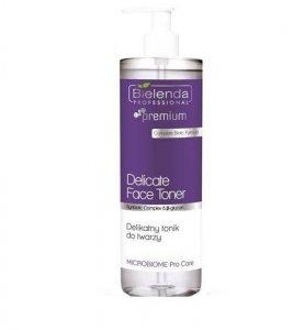 BIELENDA PROFESSIONAL Microbione Pro Care Delicate Face Toner delikatny tonik do twarzy 500ml