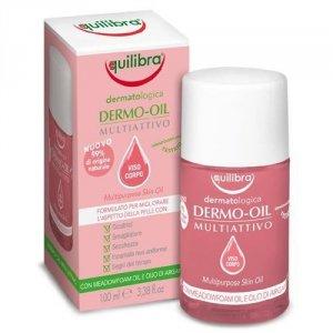EQUILIBRA Dermatologic Dermo-Oil Multi-Active Multipurpose Skin Oil olejek dermo-oil 100ml