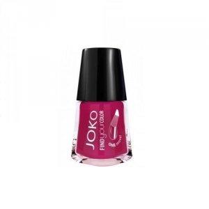 JOKO Find Your Color lakier do paznokci z winylem 118 Frozen Raspberris 10ml