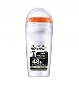 L'OREAL Men Expert Shirt Protect Anti-Perspirant dezodorant Roll-On 50ml