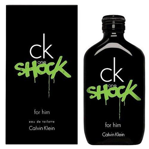 CALVIN KLEIN One Shock For Him woda toaletowa dla mężczyzn 100ml