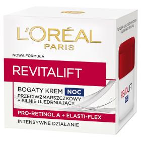 L'OREAL Revitalift krem do twarzy na noc dla kobiet 50ml