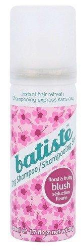 BATISTE Dry Shampoo suchy szampon do włosów BLUSH 50ml