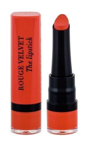 BOURJOIS PARIS Rouge Velvet The Lipstick pomadka dla kobiet 2,4g (06 Abrico'dabra!)