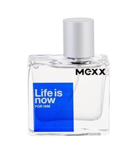 MEXX Life Is Now For Him woda toaletowa dla mężczyzn 30ml