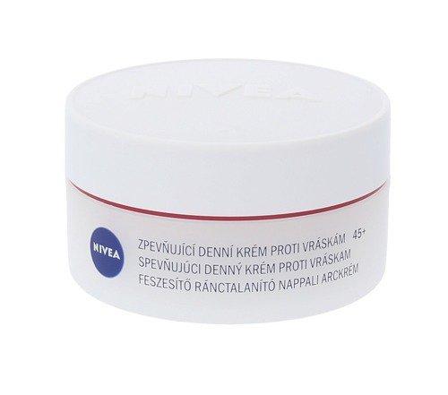 NIVEA Anti Wrinkle Firming krem do twarzy na dzień dla kobiet 50ml