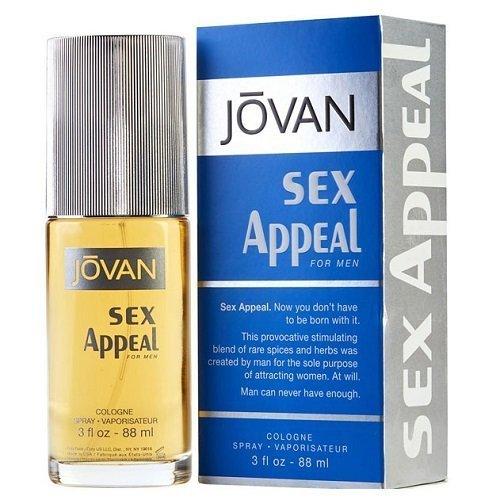 JOVAN Sex Appeal for Men woda kolońska dla mężczyzn 88ml
