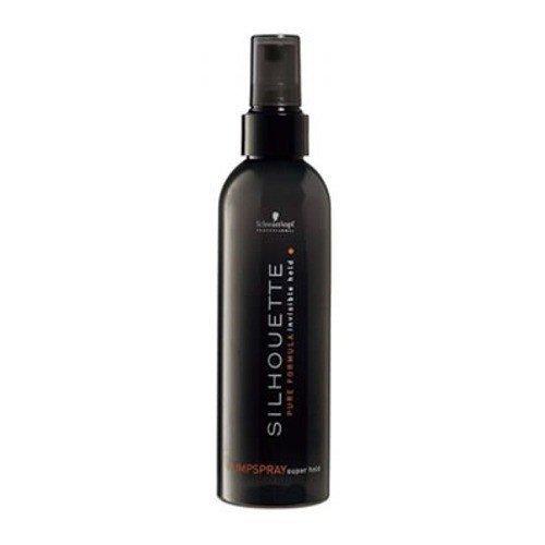 SCHWARZKOPF Silhouette Super Hold Pumpspray lakier do włosów 200ml