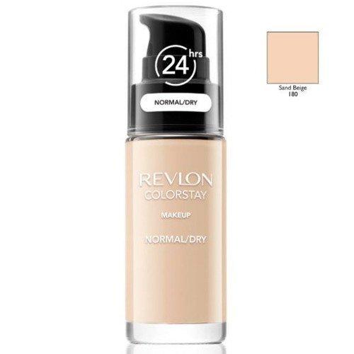 REVLON Colorstay Makeup Normal or Dry Skin podkład do twarzy do skóry suchej i normalnej 30ml (180 Sand Beige)