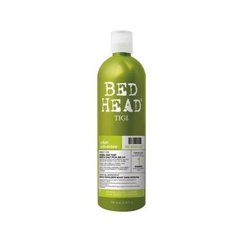 TIGI Bed Head Urban Antidotes Re-Energize Shampoo energetyzujący szampon do włosów normalnych 750ml