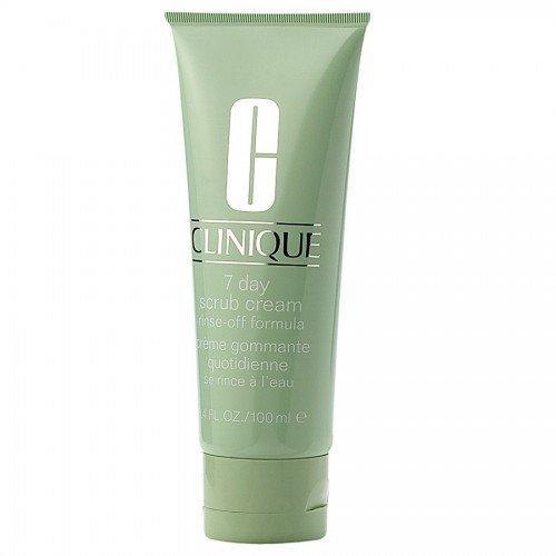 CLINIQUE 7 Day Scrub Cream Rinse Off Formula peeling krem oczyszczający 100ml
