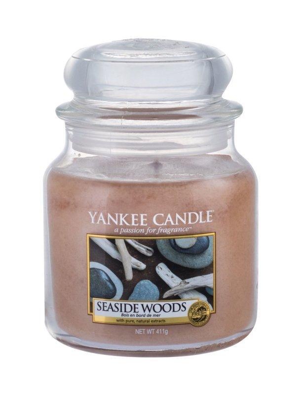 Yankee Candle Seaside Woods (Świeczka zapachowa, U, 411g)