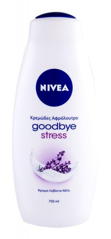 Nivea Goodbye Stress (Pianka do kąpieli, W, 750ml)