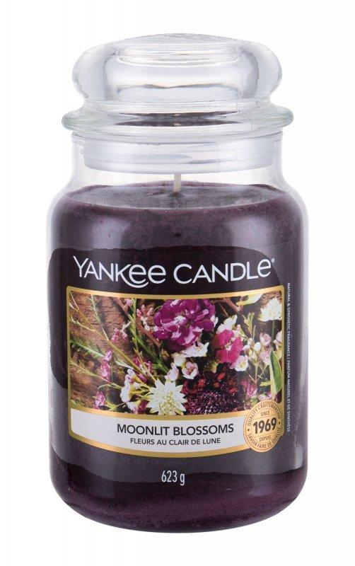 Yankee Candle Moonlit Blossoms (Świeczka zapachowa, U, 623g)