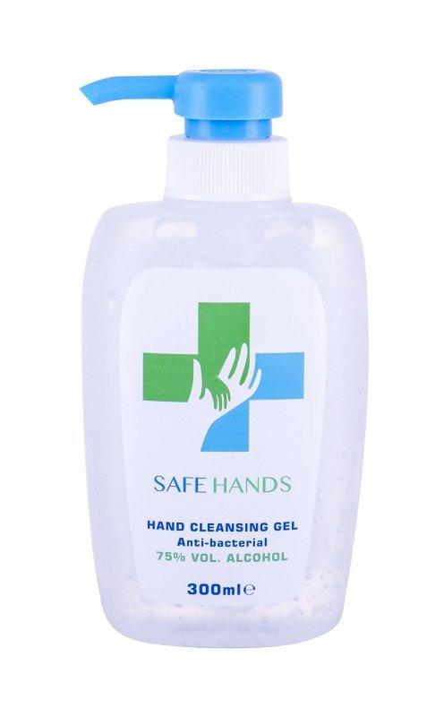 Safe Hands Anti-bacterial (Antybakteryjne kosmetyki, U, 300ml)