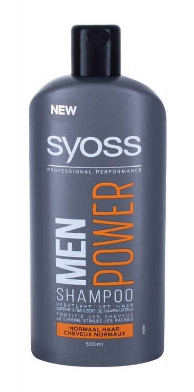 Syoss Professional Performance Men (Szampon do włosów, M, 500ml)