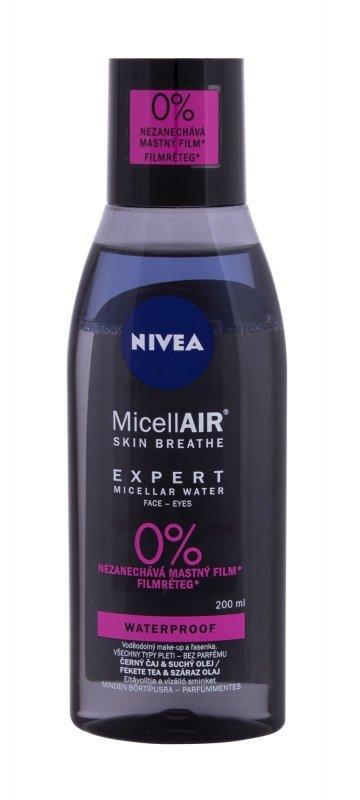 Nivea MicellAIR (Płyn micelarny, W, 200ml)
