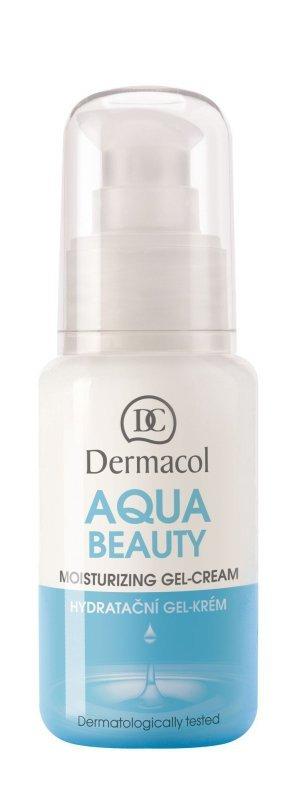 Dermacol Aqua Beauty (Żel do twarzy, W, 50ml)