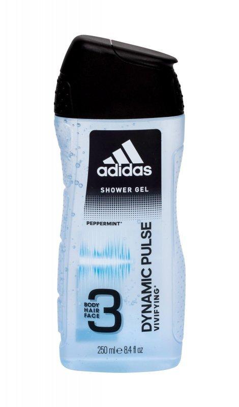 Adidas Dynamic Pulse 3in1 (Żel pod prysznic, M, 250ml)