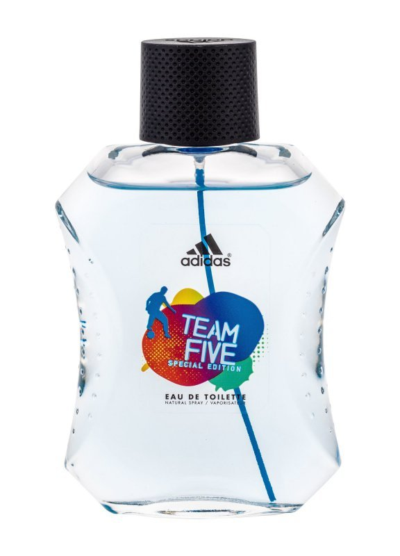 Adidas Team Five (Woda toaletowa, M, 100ml)