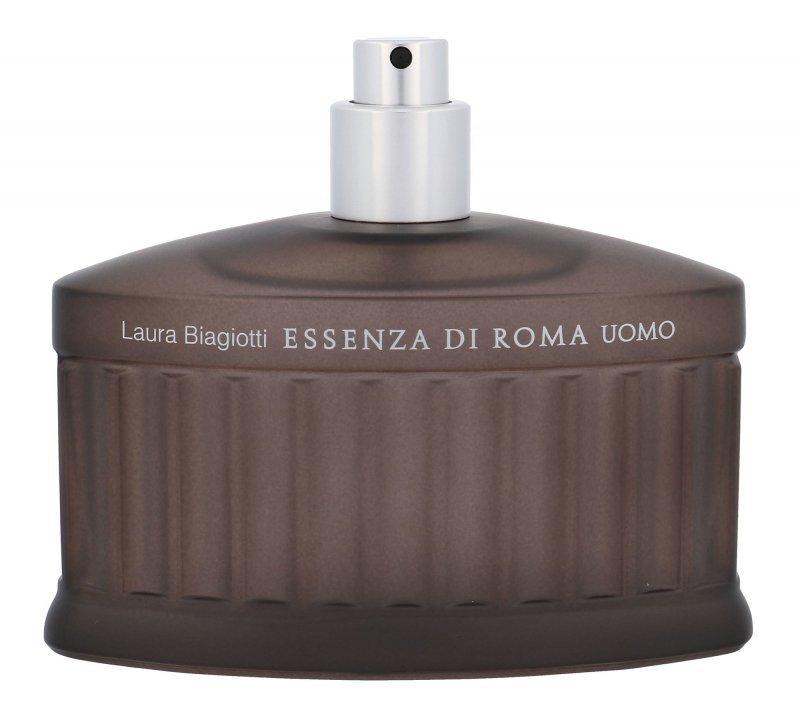Laura Biagiotti Essenza di Roma Uomo (Woda toaletowa, M, 125ml, Tester)