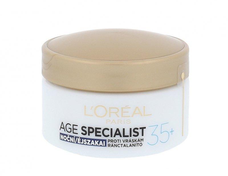 L´Oréal Paris Age Specialist 35+ (Krem na noc, W, 50ml)